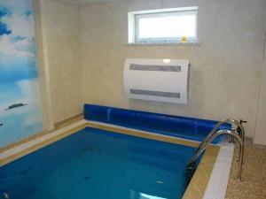 Воздухоосушитель для бассейна