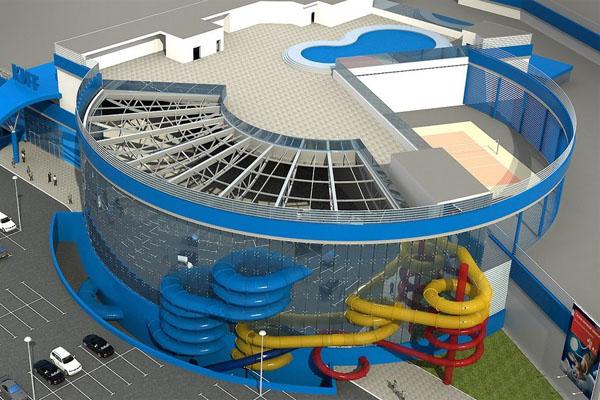 Проект строительства аквапарка